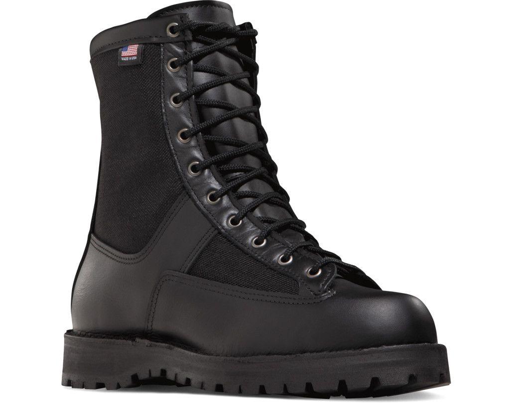 Danner acadia 8 black law enforcement product