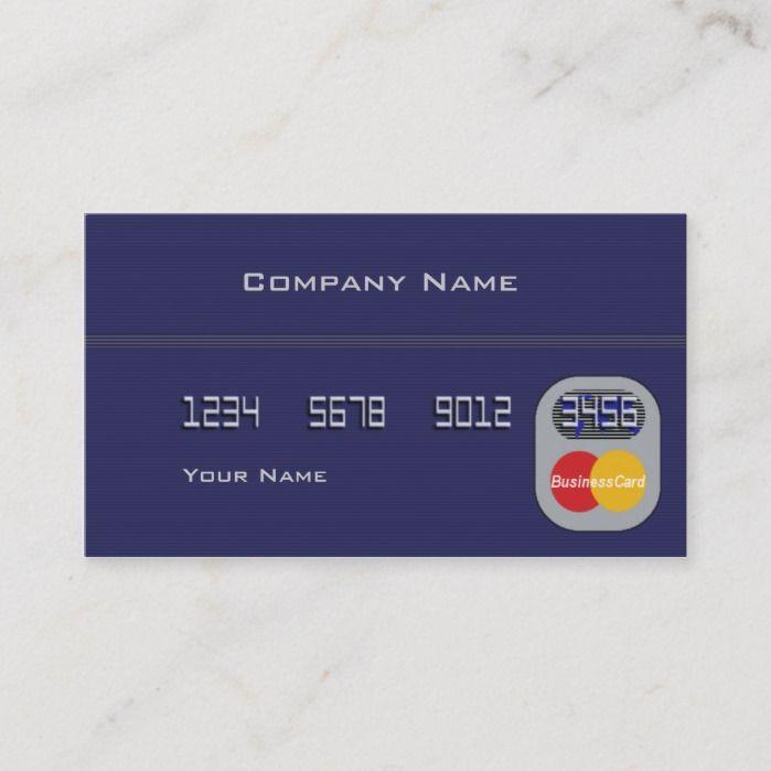 Credit Card Zazzle Com Credit Card Design Credit Card Machine Credit Card Info