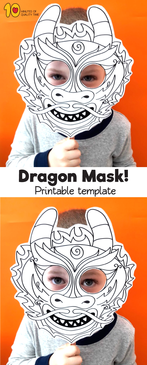 Chinese New Year Dragon Mask Con Imagenes Mascara De Dragon Diablos Danzantes De Yare Ano Nuevo Chino
