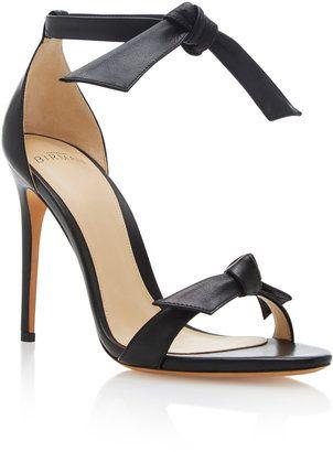 Alexandre Birman Clarita Leather Sandals - $595.00