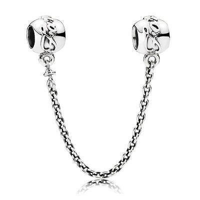 Pandora Daisy Family Safety Chain Charm S925 ALE Genuine https://t.co/xFuqDgjdiH https://t.co/Yzvriczcyx