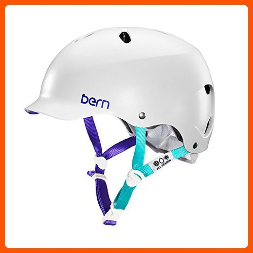 Bern Unlimited Lenox EPS Summer Helmet, Satin White, X-Small/Small - For all the skaters (*Amazon Partner-Link)