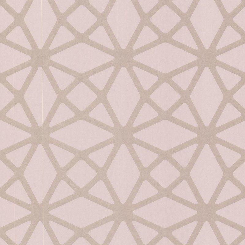 Decorline Enterprise Lattice Wallpaper