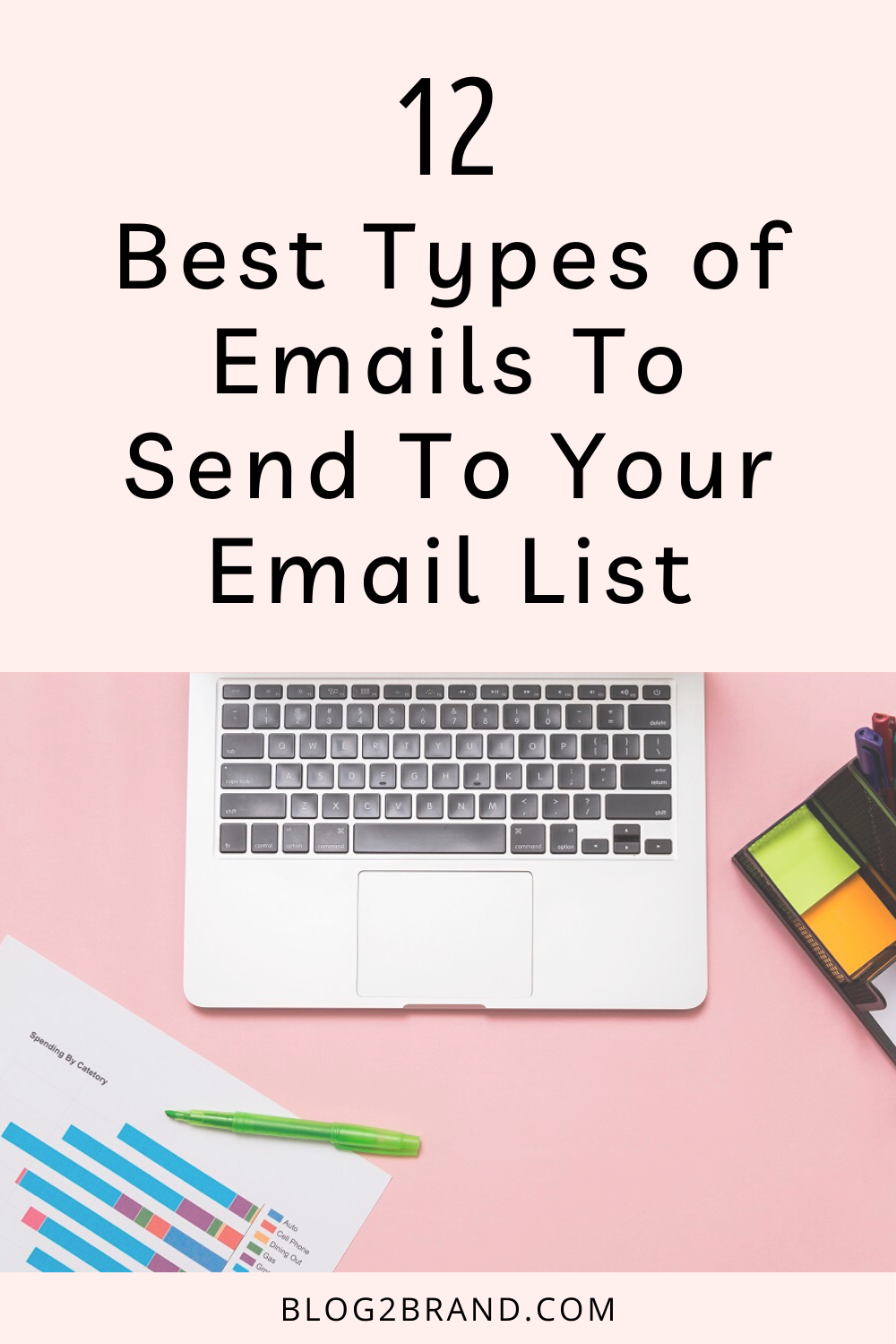 9 Types of Marketing Emails Your Business Should Be Sending