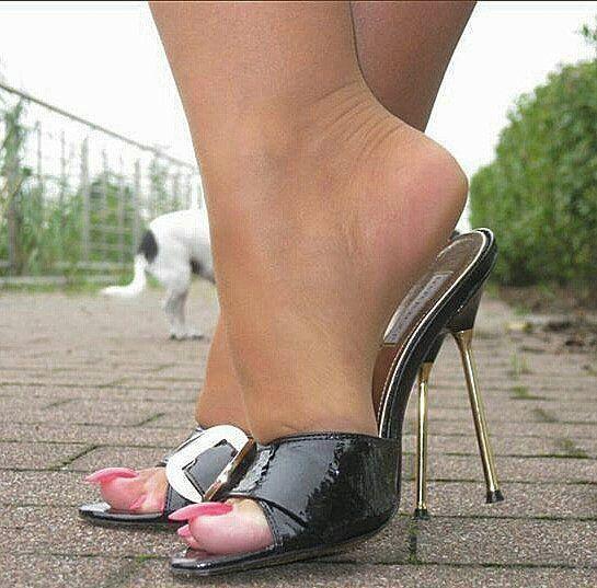Come fuck me shoes