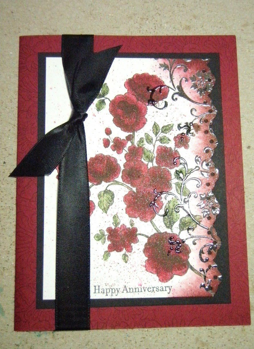 sneek peek week | Greeting card craft, Anniversary cards ...