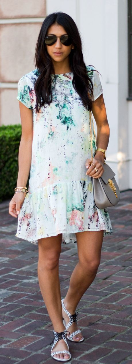 Pastel Breeze Inspiration Dress