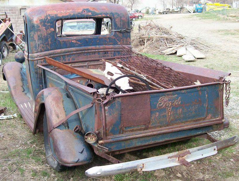 Vintage Ford Trucks | Vintage Trucks | Pinterest | Ford trucks, Ford ...