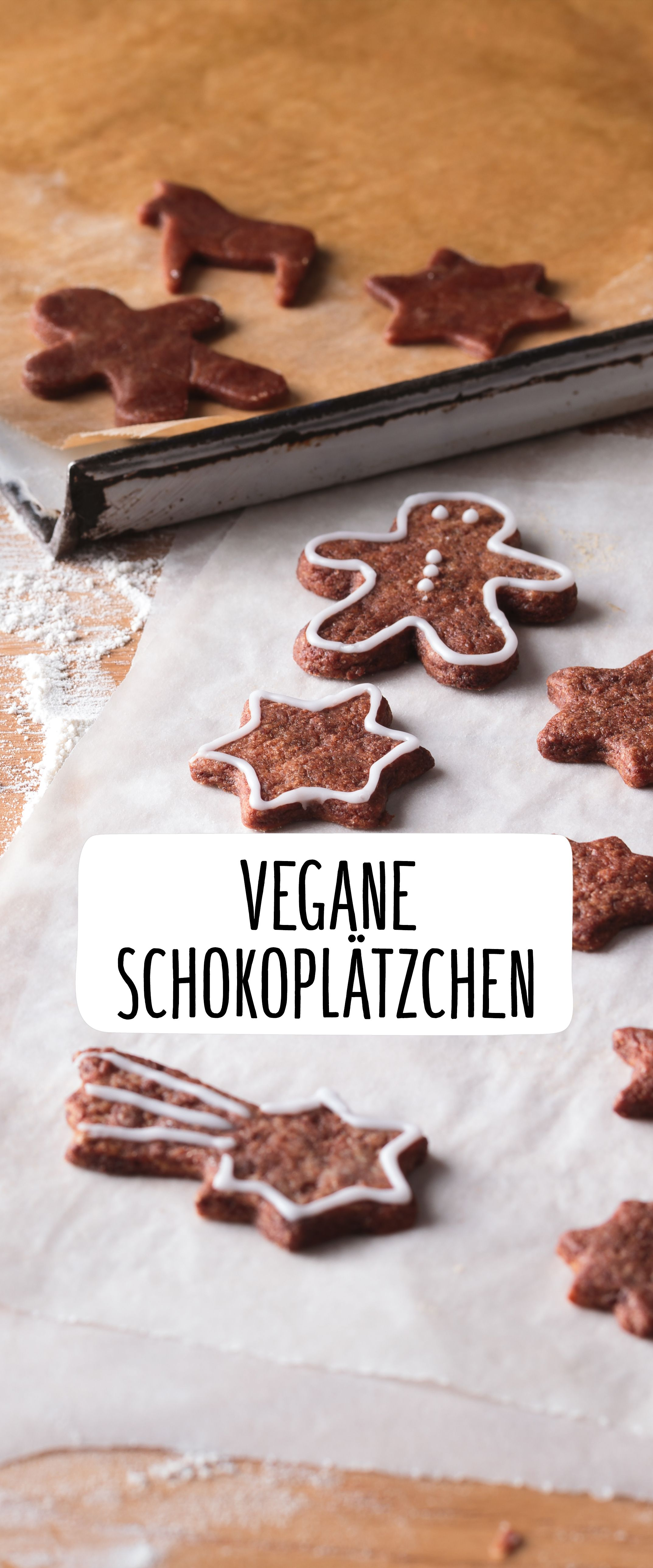 vegane schokoladenpl tzchen rezept vegane rezepte. Black Bedroom Furniture Sets. Home Design Ideas