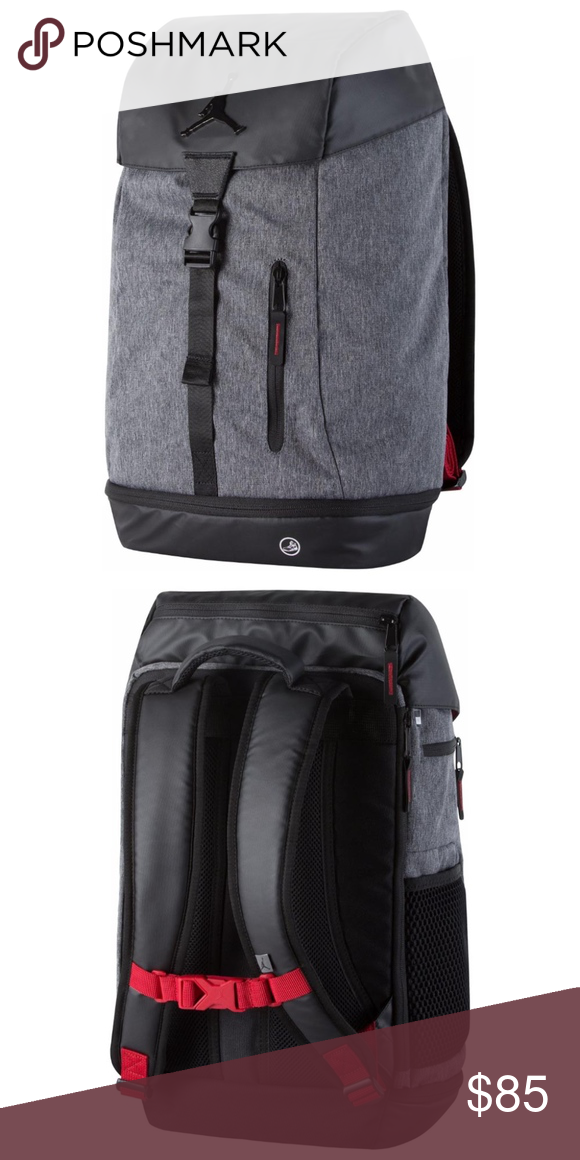 878afa94589c Nike JORDAN LEXICON Basketball Backpack This 25 liter capacity bag is  designed with multiple storage pockets