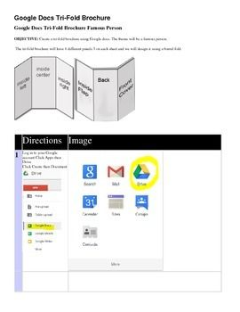 Tri Fold Mlk Or Other Brochure