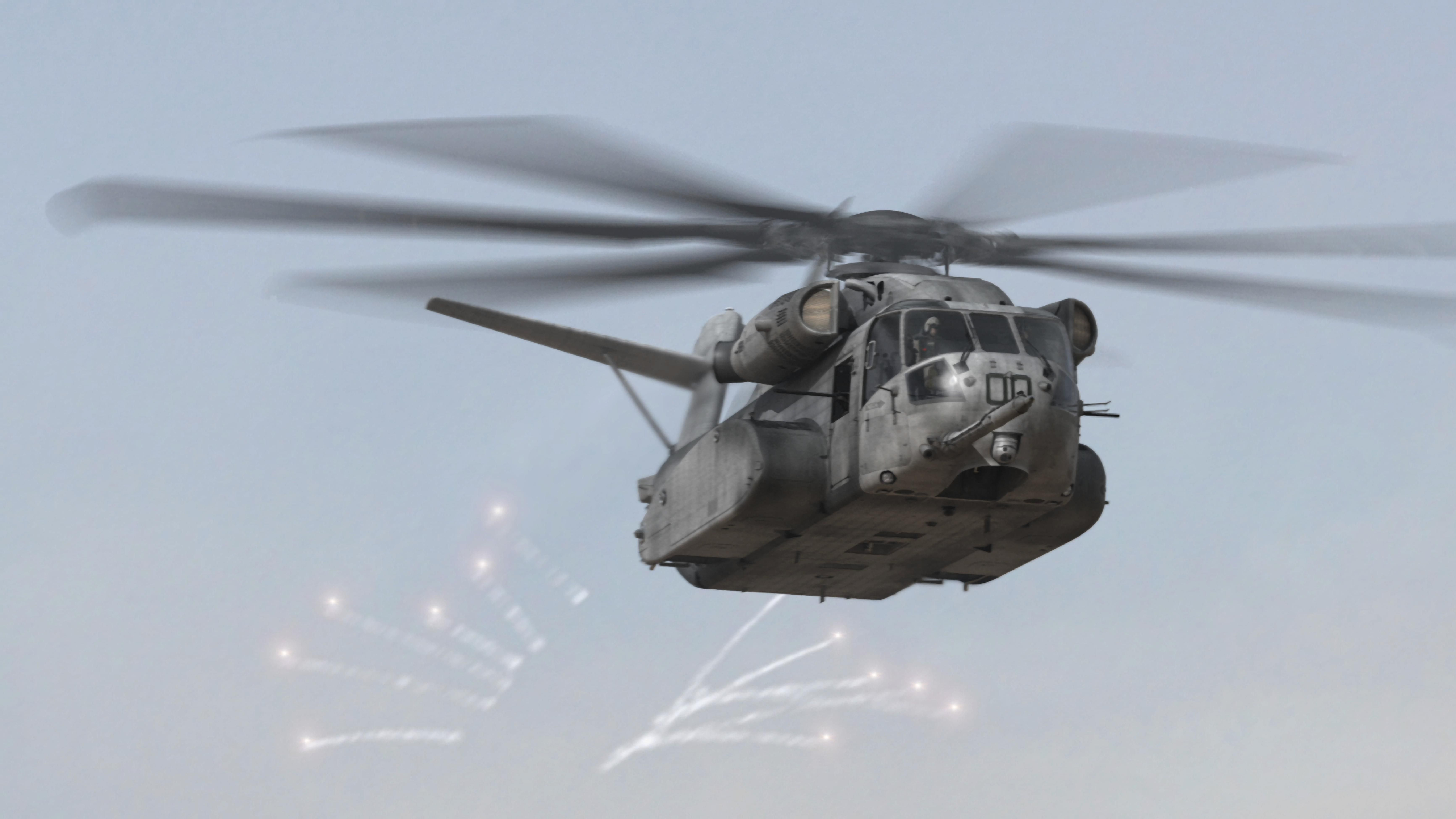The CH-53K model will be the world's premier heavy lift helicopter, leveraging the lessons learned over 50 years of manufacturing and operational success with its CH-53A/D/E predecessors.