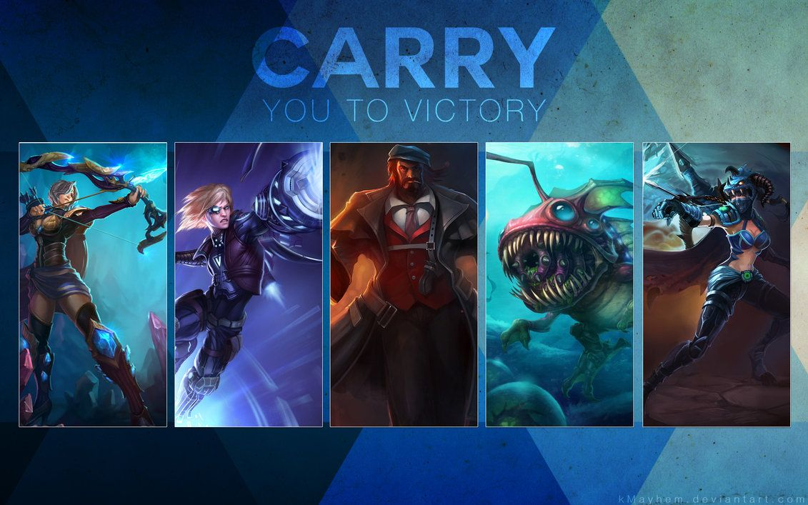 Carry You to Victory