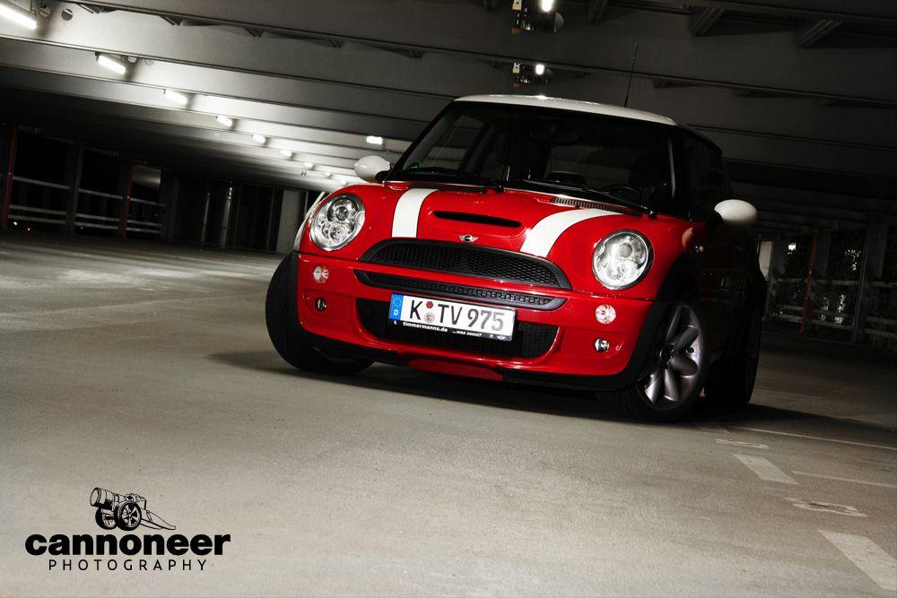 Mini Cooper S, Car Park, Lanxess Arena
