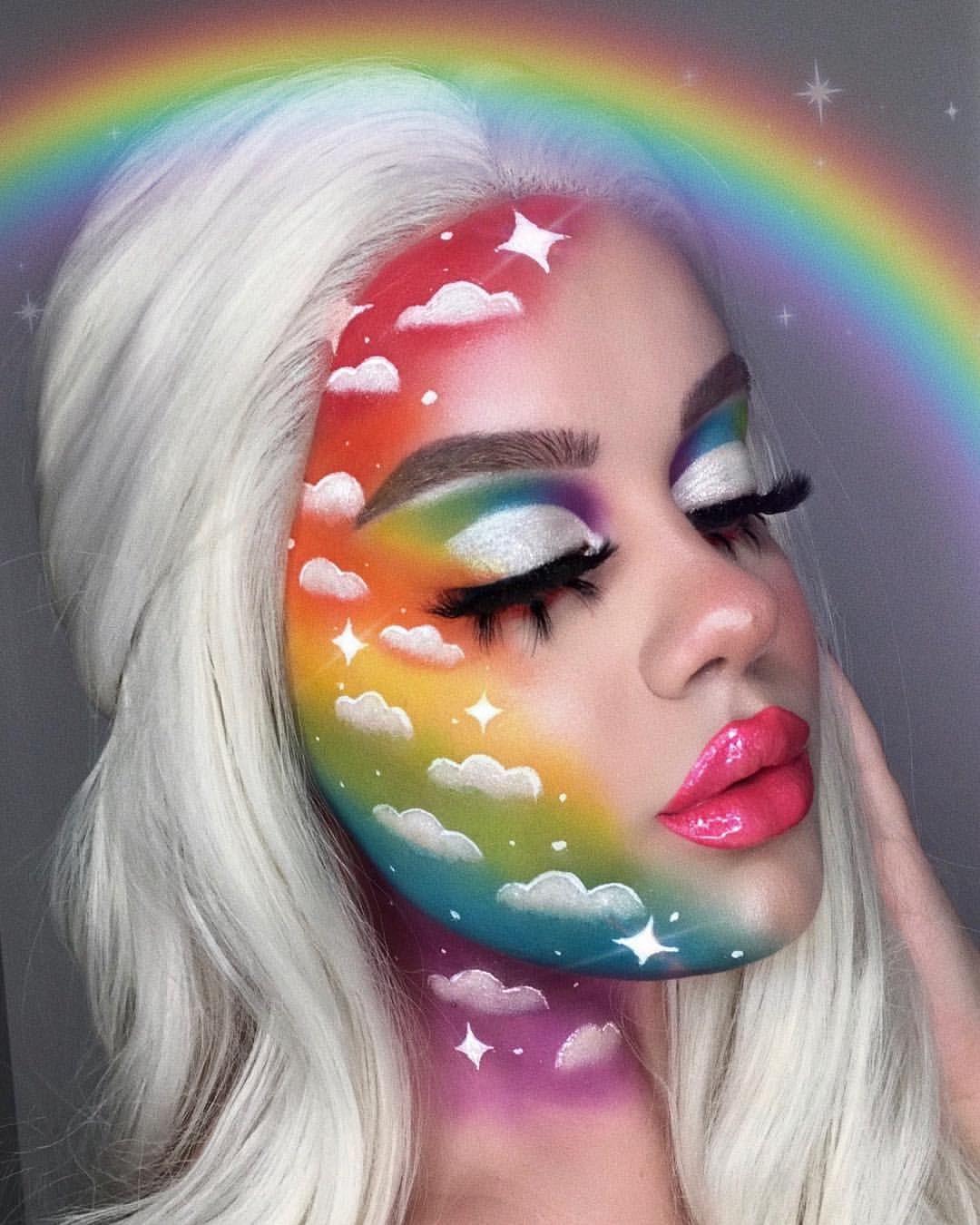 Pinterest Odiegracee Creative Makeup Looks Artistry Makeup Face Art Makeup