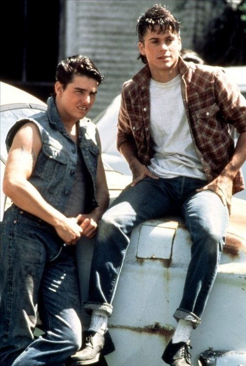Steve Randle Amp Sodapop Curtis The Outsiders My Favorite