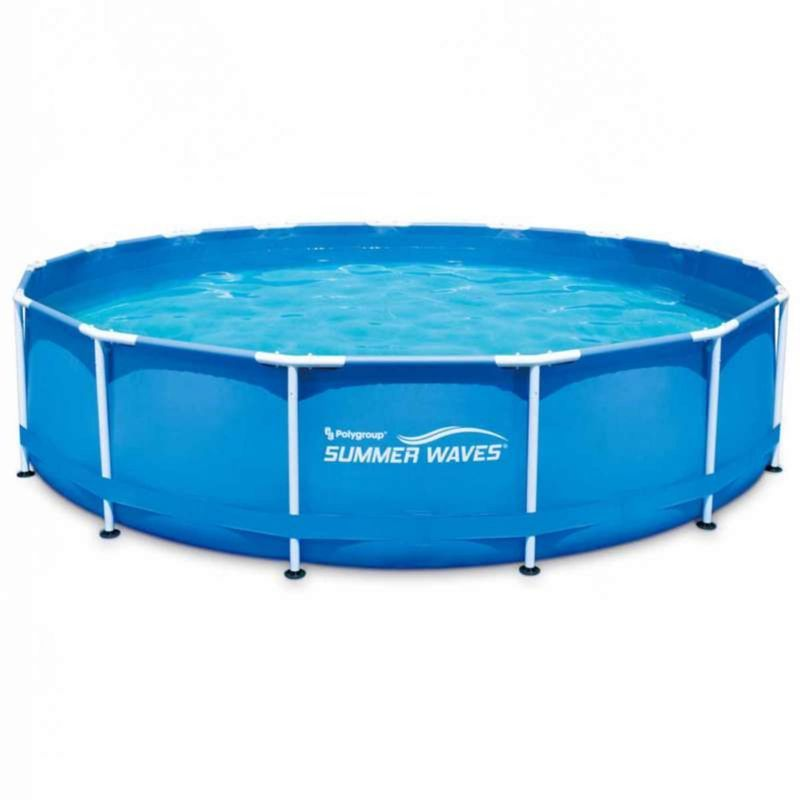 Piscine Tubulaire Ronde O4 57x1 22m Summer Waves 10550 In 2020