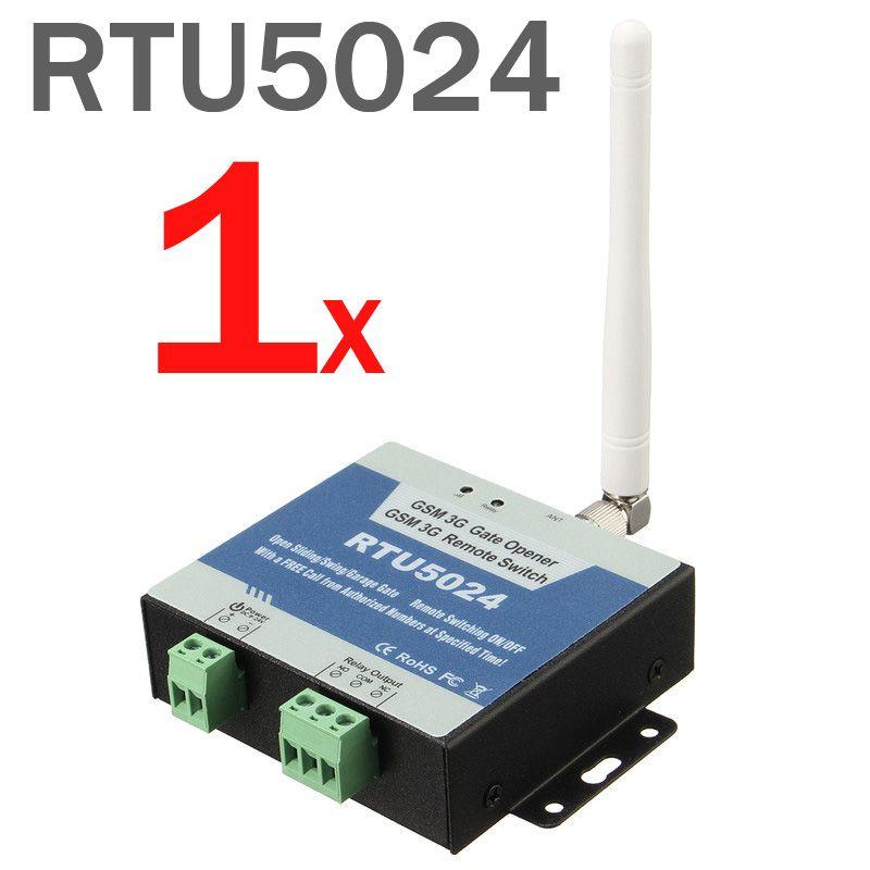 Rtu5024 cancello di gsm relè interruttore di controllo di accesso remoto da iphone e android app supporto chiamata gratuita