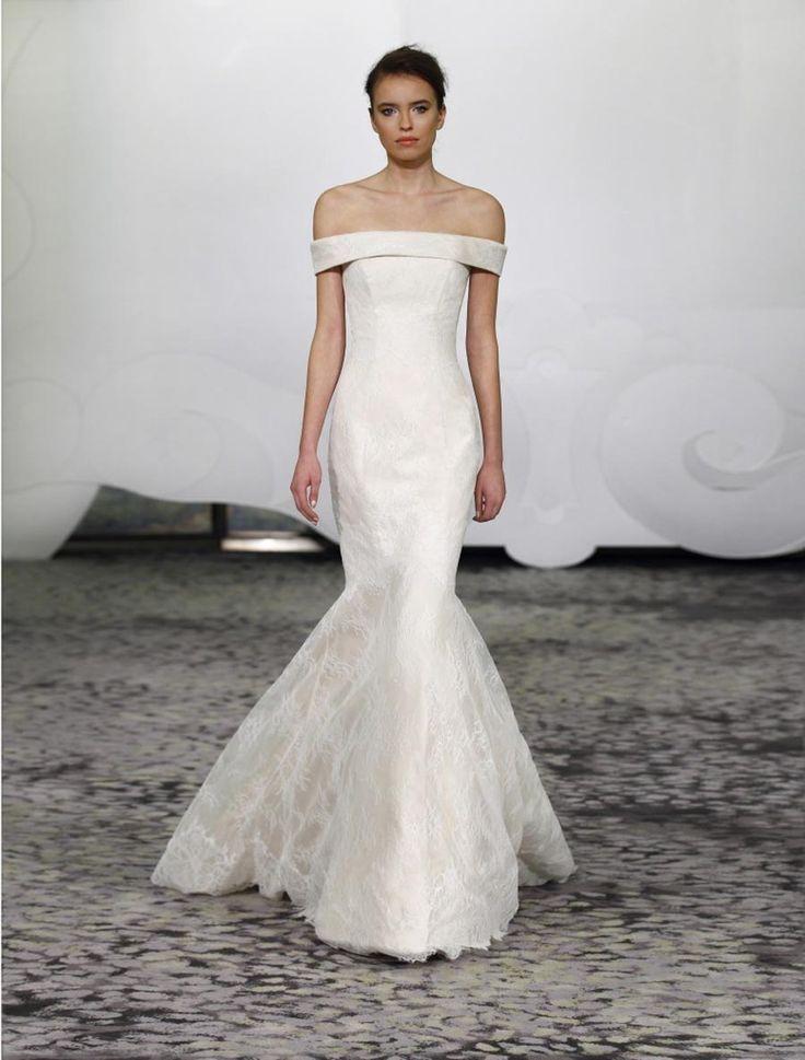 Mermaid Wedding Dresses : This Rivini Ellyn wedding dress is Brand ...