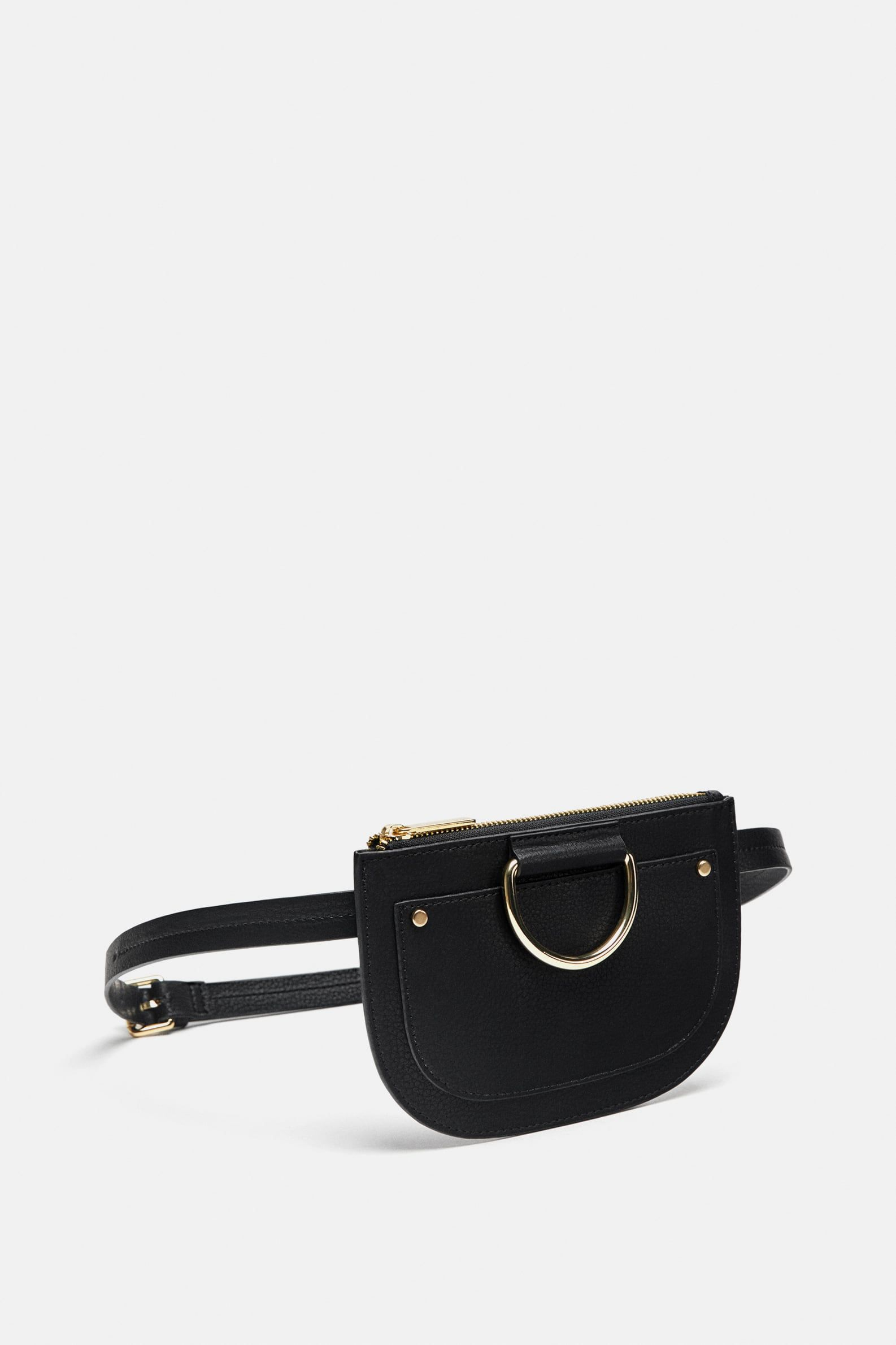 ccc1e5b0f614 Sustainable waist bag from ZARA