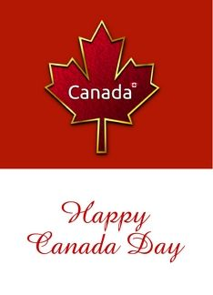 Oh canada day with canadian maple leaf with canadian flag greeting oh canada day with canadian maple leaf with canadian flag greeting card reheart Images
