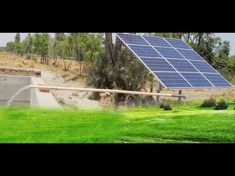 Solar Water Pumping System Veichi Solar Pump Inverter Solar Water Pump Solar Solar Water