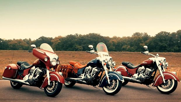 All new Indian line-up for 2014!