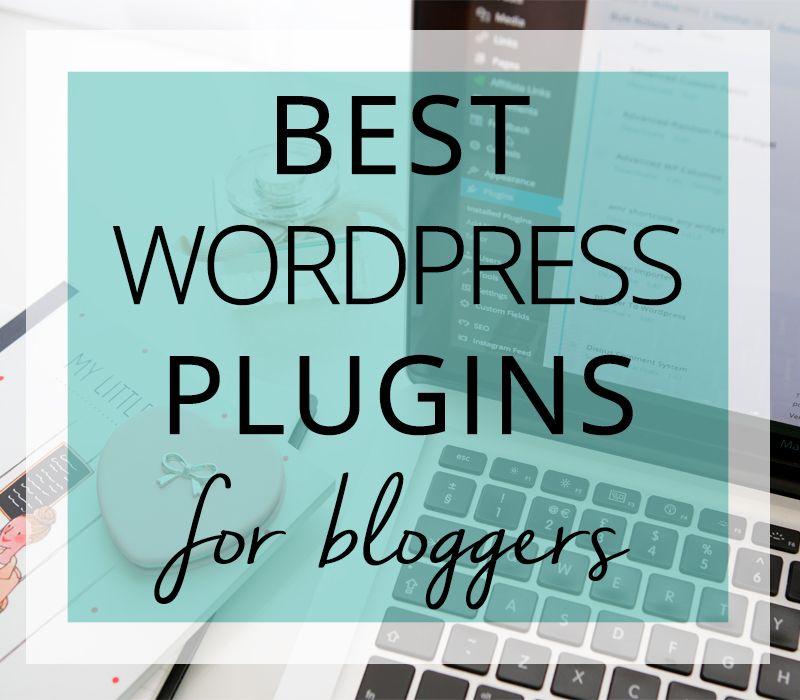 Best WordPress Plugins for Blogs - Top 15 Essential Plugins