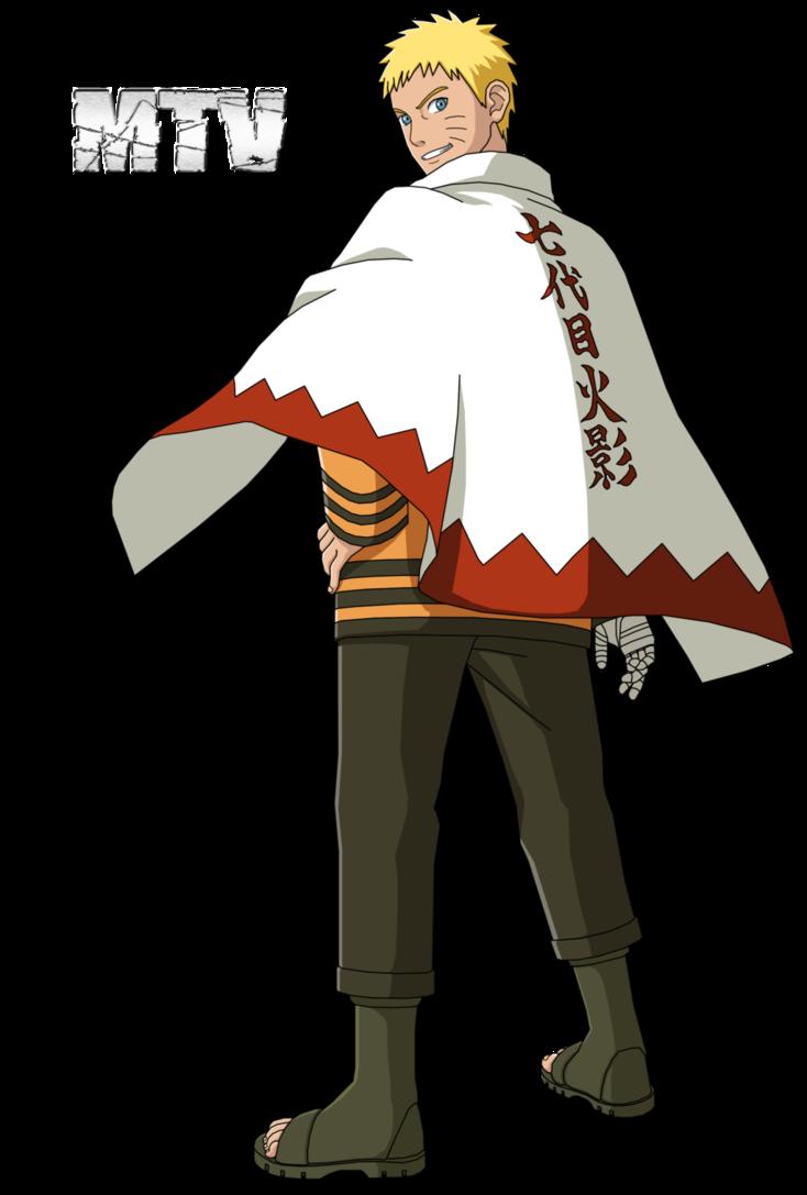 Png Render Naruto Seventh Hokage Naruto Uzumaki Naruto Uzumaki Hokage Seventh Hokage