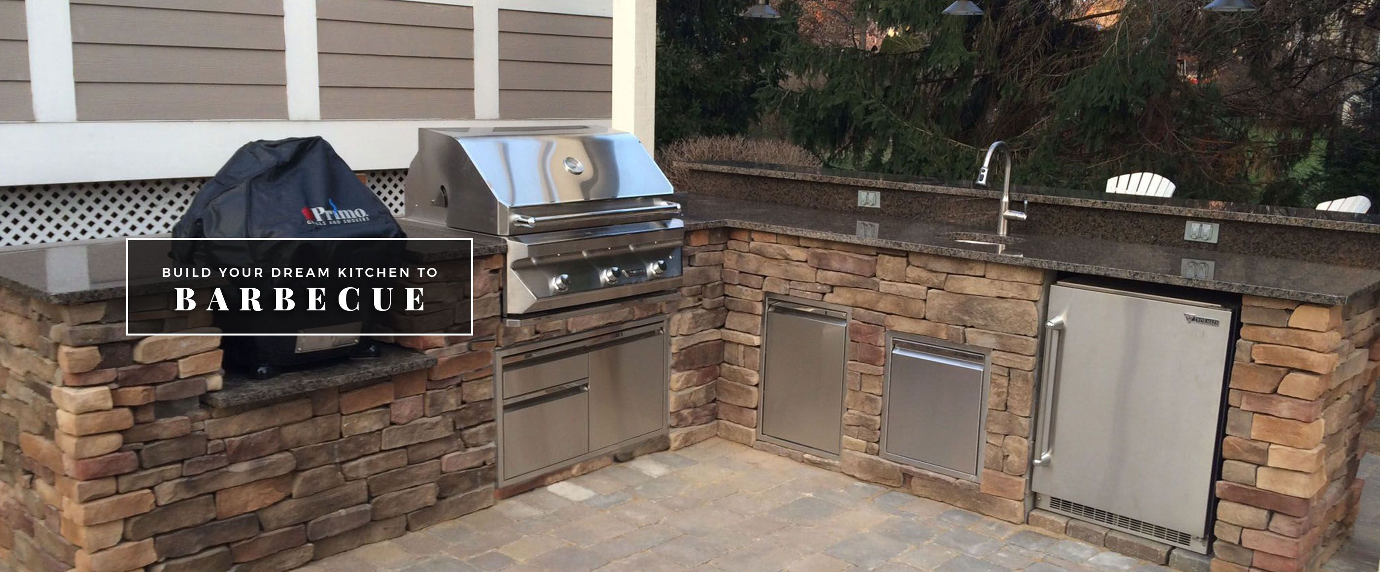 Outdoor Kitchen Island Covers