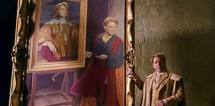 Harry Potter And The Chamber Of Secrets Gilderoy Lockhart Defense Against The Dark Arts Professor
