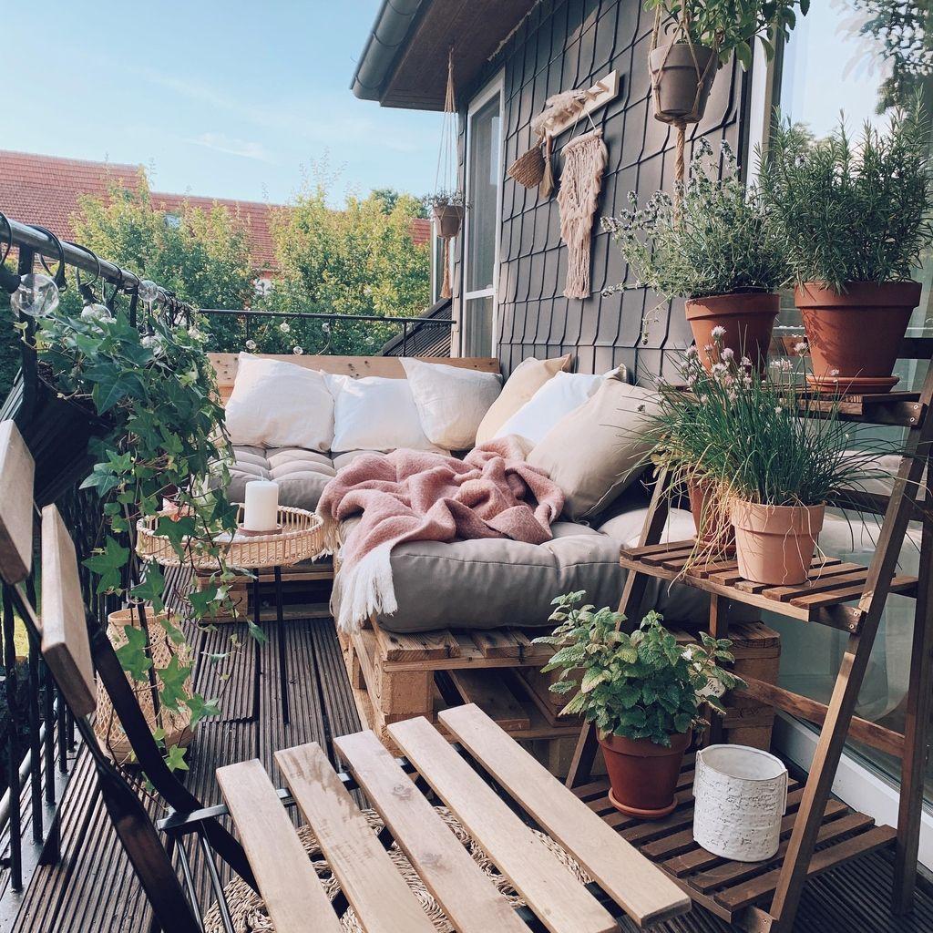 Chill & Relax  boho  balkonien  bohostyle  hygge  d...