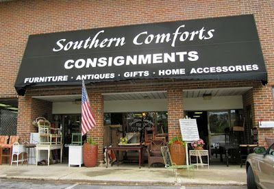 Southern Comforts Consignment Shop In Dunwoody Southern Comfort