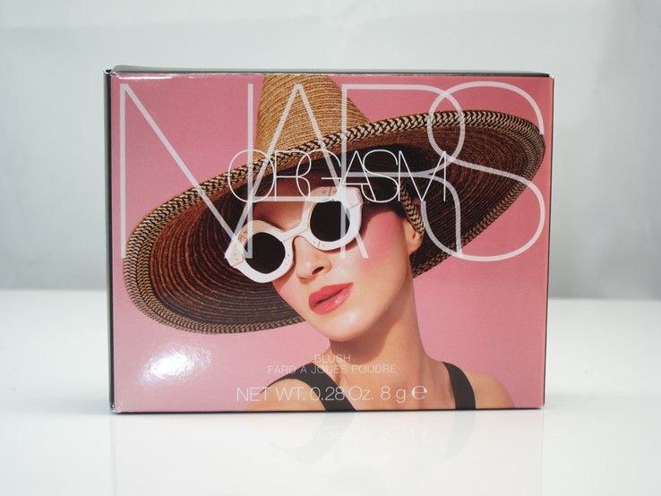NARS Special Edition Orgasm Blush Review & Swatches