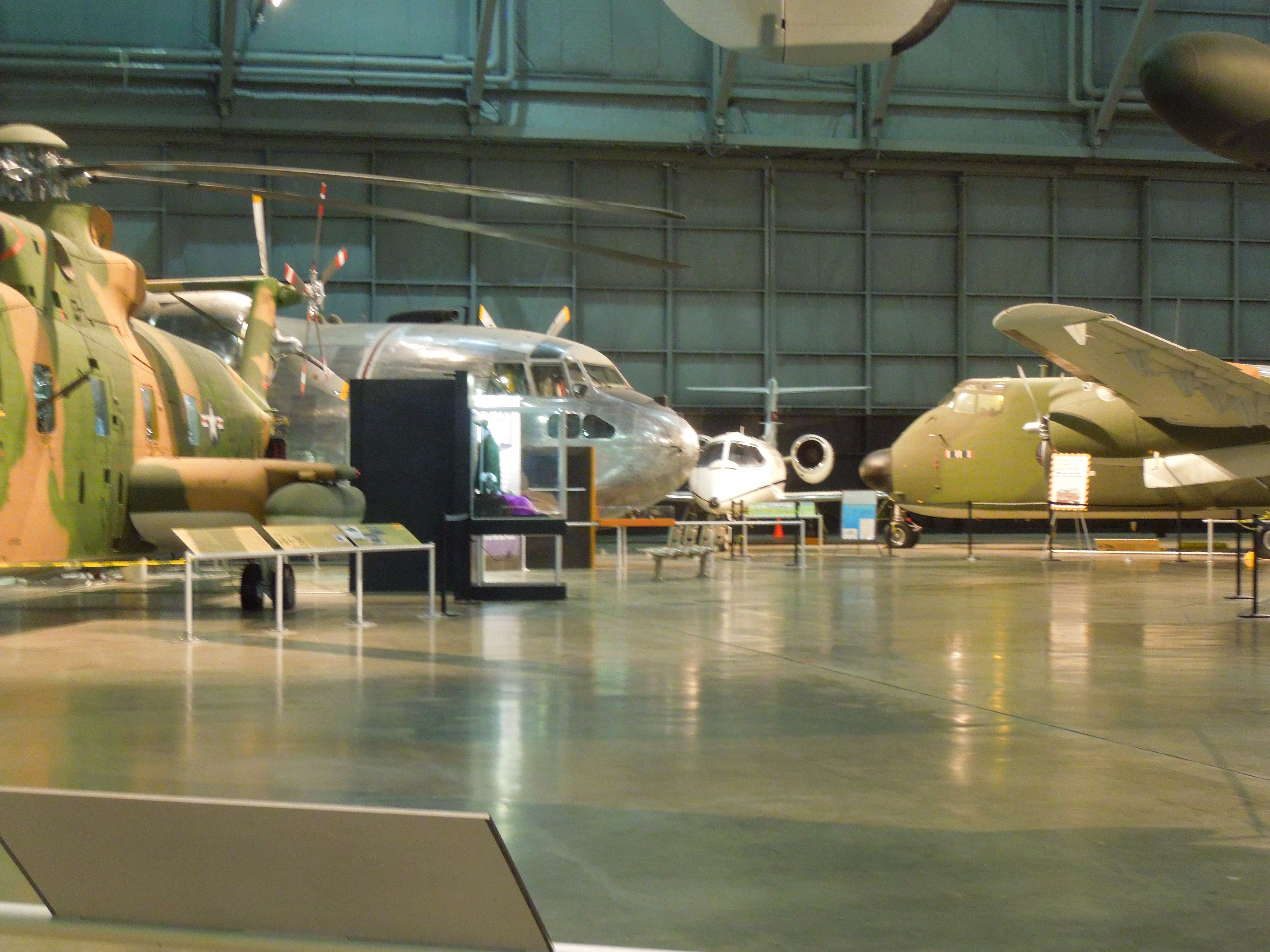 United States Air Force Museum WrightPatterson Air Force