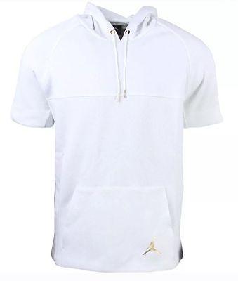 Nike Jordan Pinnacle Flight 23 Hoodie WhiteGold (799602 100