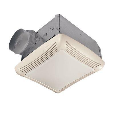 Super Broan Ceiling Mount 70 Cfm Exhaust Bathroom Fan With Light Download Free Architecture Designs Scobabritishbridgeorg