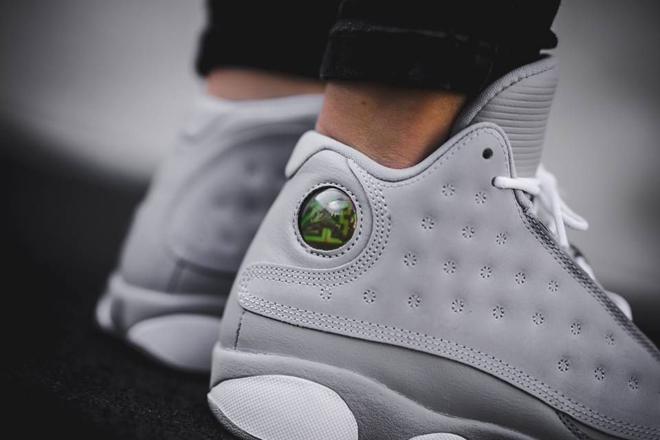 37220123ca9e The Air Jordan 13 GS Wolf Grey Is Now Available - Learn so much more about