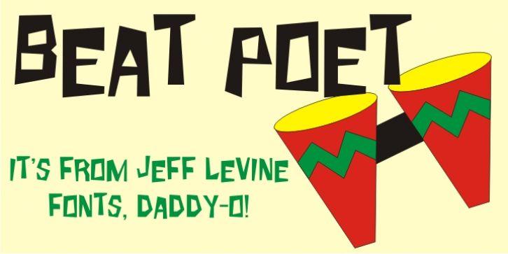 Beat Poet JNL font download