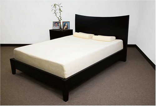 10 Memory Foam Mattress Twin Size By Silverrest Sleep Products 249 00 Made With 3 Inches Bed Mattress Memory Foam Memory Foam Mattress Mattress Furniture