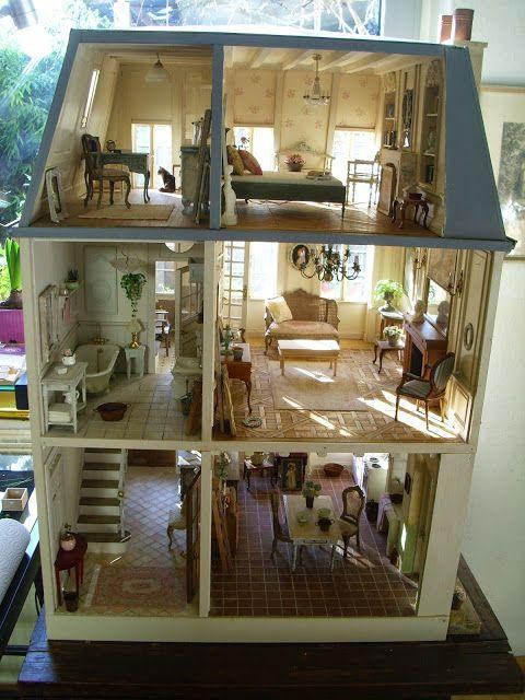 pipi turner miniatures winzige welten pinterest puppenstube puppen und haus. Black Bedroom Furniture Sets. Home Design Ideas