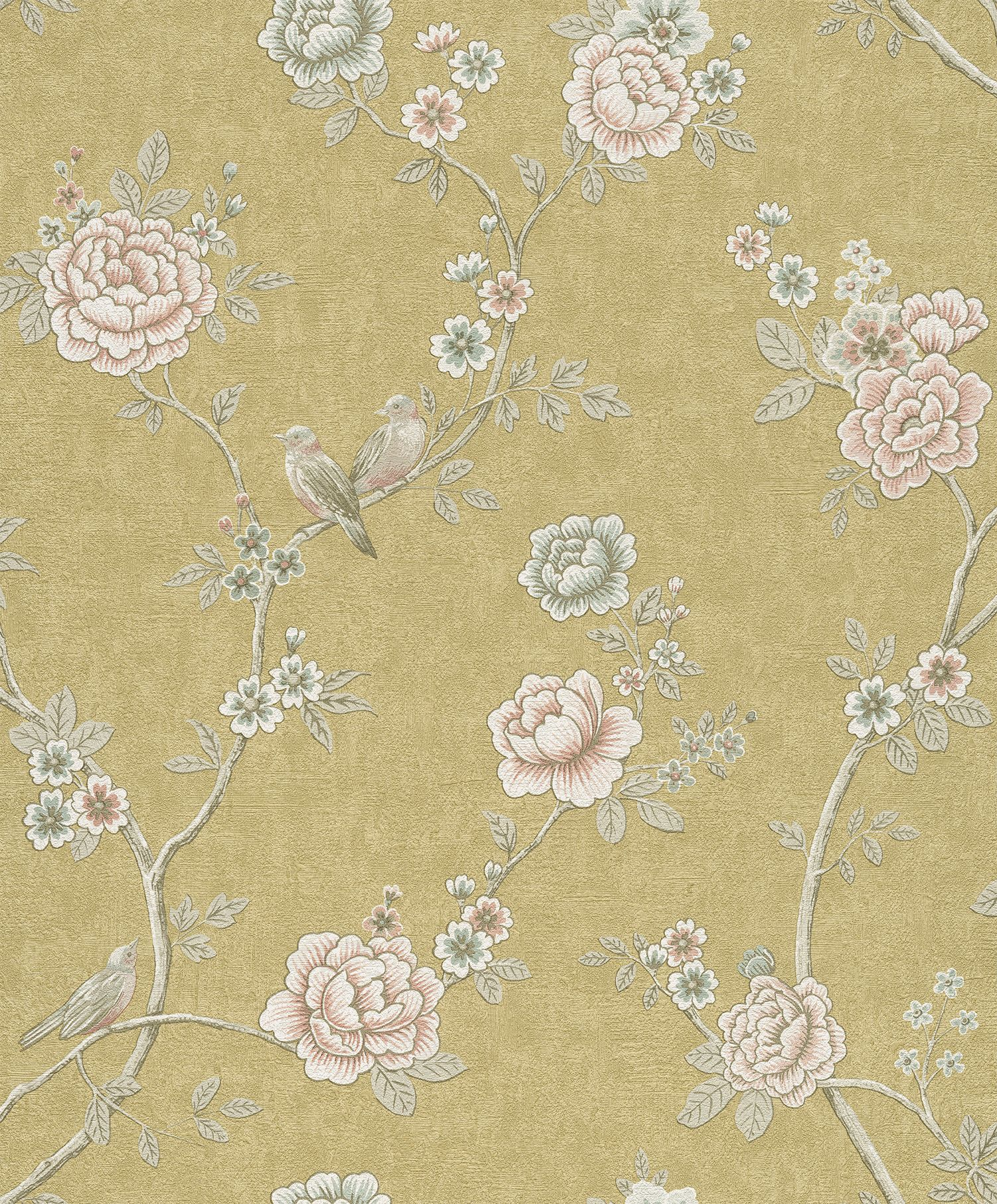 Discover Our Most Beautiful Chinoiserie Wallpaper Available In