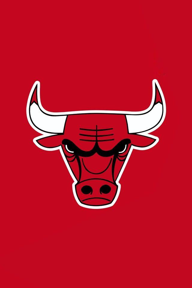 The Chicago Bulls Chicago Bulls Logo Chicago Bulls Wallpaper Bull Logo