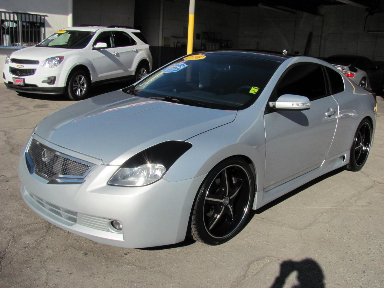 Custom Nissan Altimas Google Search Awesome Rides Nissan Cars