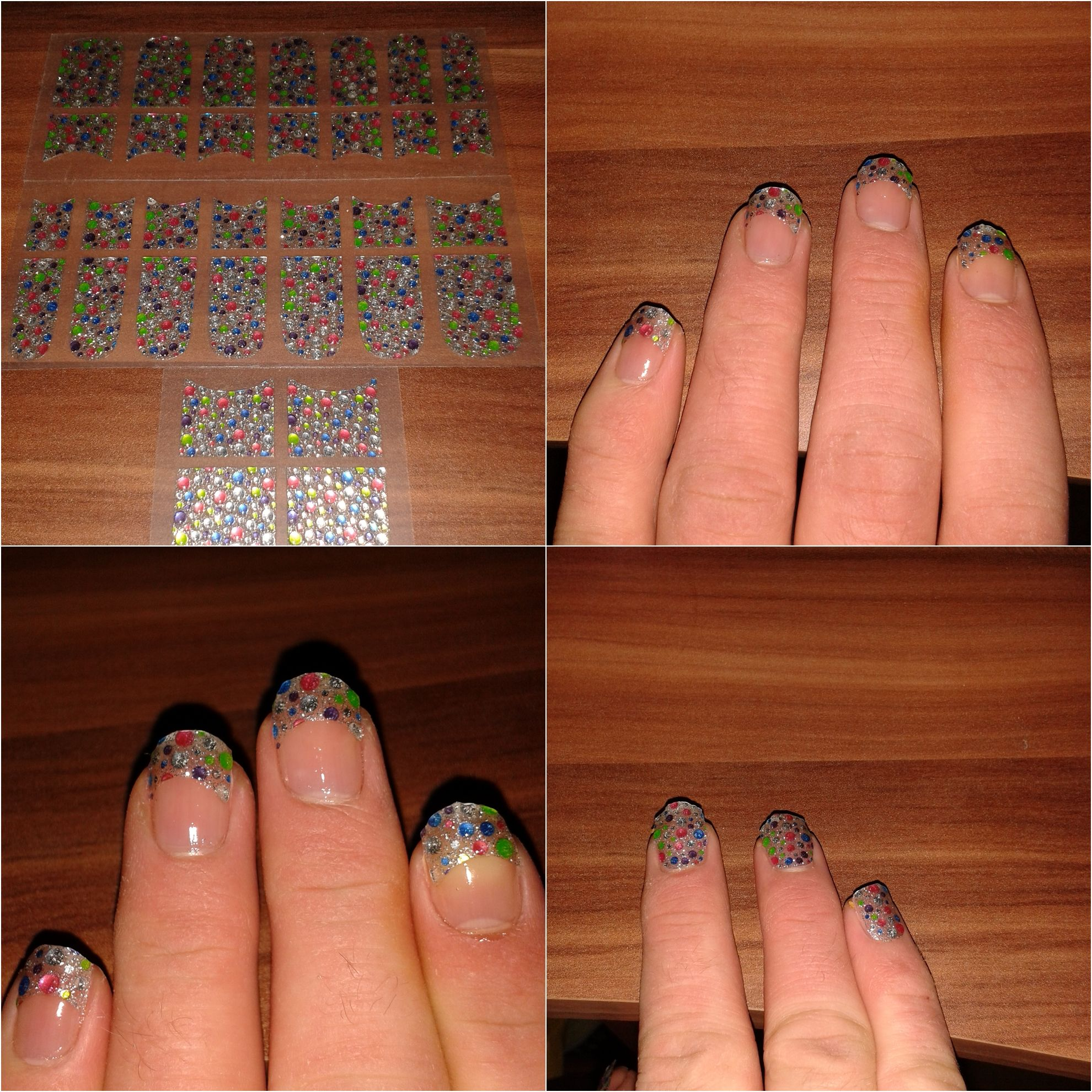 Love it! ♥ #BROADWAYNAILS Stick-On Strips ab dem 14.05.2014 bei #Kaufland. UVP: 4,99€. Testbericht: http://www.gooloo.de/2014/05/broadway-nails-stick-on-strips-amazing.html