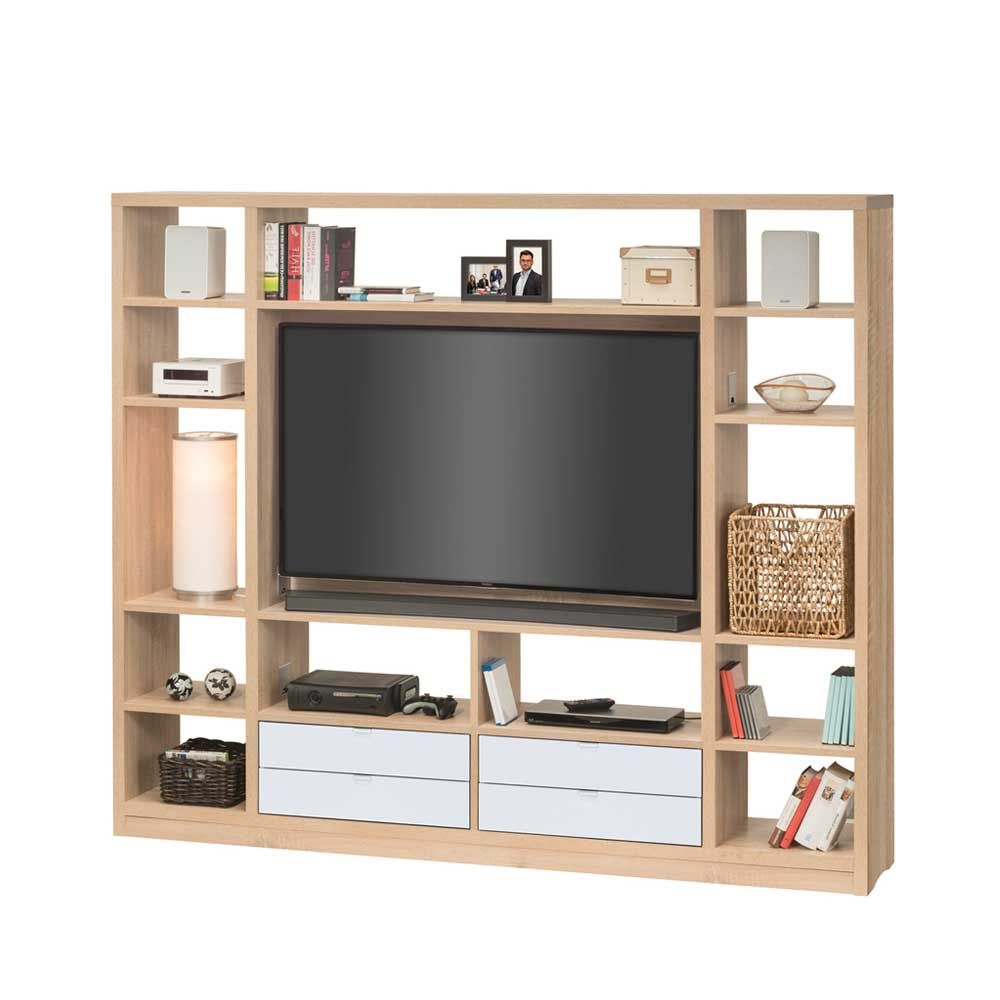pin by ladendirekt on tv hifi m bel tv hifi m bel m bel. Black Bedroom Furniture Sets. Home Design Ideas