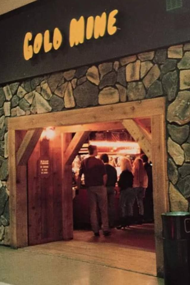 Gold Mine Was The Place To Be Back In The 80 S At The Richlands Mall In Richlands Va Appalachia Gold Mining Bristol Tennessee