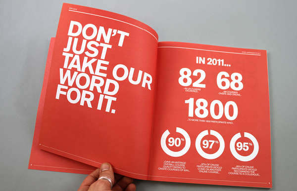 The Best Professional Booklet Designs To Inspire You Booklet