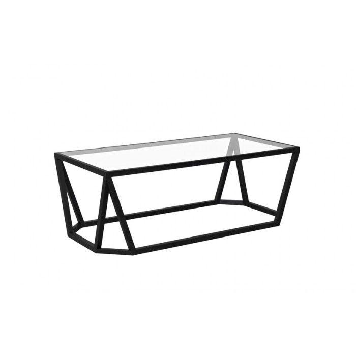 Salontafel met geometrisch design, design depot