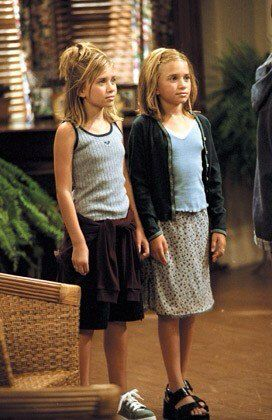 Olson Twins Normcore Olsen Twins Style Early 2000s